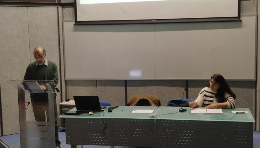 Πραγματοποιήθηκε η πρώτη διάλεξη της Σειράς Διαλέξεων: «Τάσεις και αναζητήσεις στην ποίηση της Γενιάς της Εισβολής»
